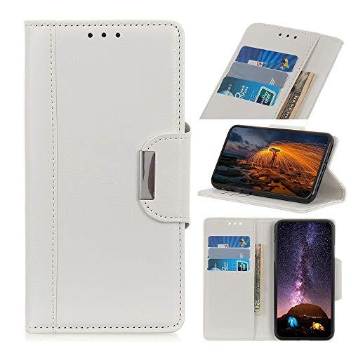 BAOFA Teléfono Flip Funda Shell Cajas de Billetera para LG K92 Case, Cubierta de Cuero con Titular de la Tarjeta Caja de teléfono Protector a Prueba de Golpes a Prueba de Golpes. Funda Protectora