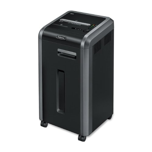 Best Prices! Fellowes Intellishred C-220i Continuous-Duty 20 Sheet Strip-Cut Shredder