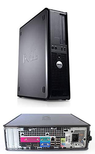 Pc Desktop computer Ricondizionato DELL OPTIPLEX 780 4 Gb Ram 250 hard disk windows (Ricondizionato) )