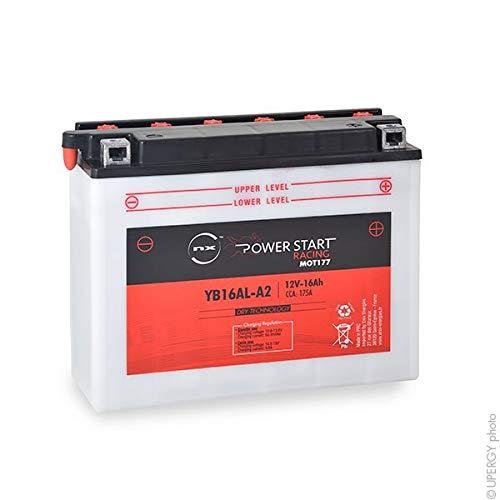NX - Motorrad Batterie YB16AL-A2 / NB16AL-A2 12V 16Ah