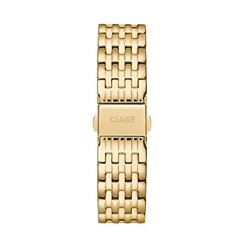 CLUSE Uhrenarmband CS1401101079 Edelstahl Goldfarben 18mm