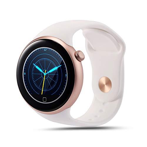 VIER Fitness tracker Bluetooth 4.0 Smart Horloge Waterdichte IP67 Stappenteller Gesture Controle Hartslag voor Apple Android