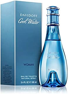 Davidoff Cool Water Eau de Toilette For Women, 100 ml