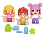 Pinypon-Niños y Bebés, Pack A (Famosa 700014032)