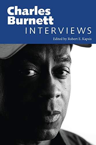 Charles Burnett: Interviews