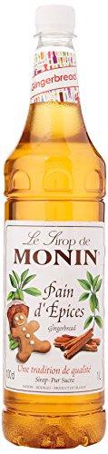 MONIN Premium Gingerbread Syrup 1 Litre