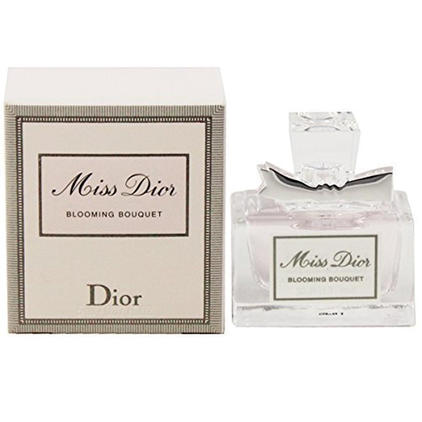 無許可通知スノーケルクリスチャン ディオール(Christian Dior) ミス ディオール ブルーミングブーケEDT?BT 5ml[並行輸入品]