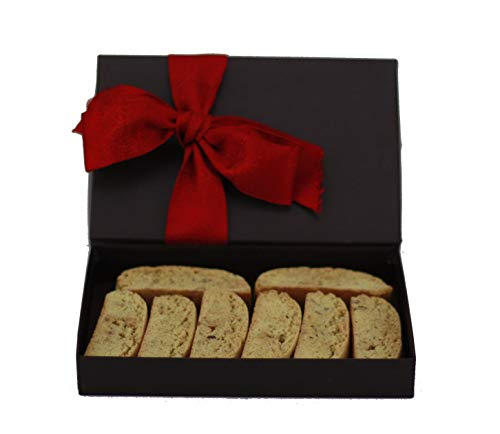 Biscotti Gift Box, Gluten Free Biscotti (Chocolate Chunk)