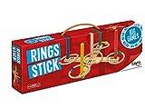 Cayro - Rings Stick - Juego de Lanzamiento de Anillas - Juego de Habilidad - Juego de acción y...