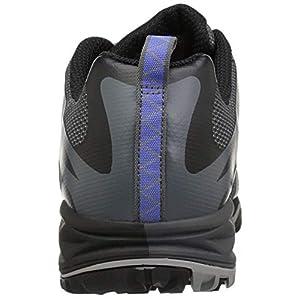 Merrell Women's Siren Edge Q2 Sneaker, Black, 8 M US
