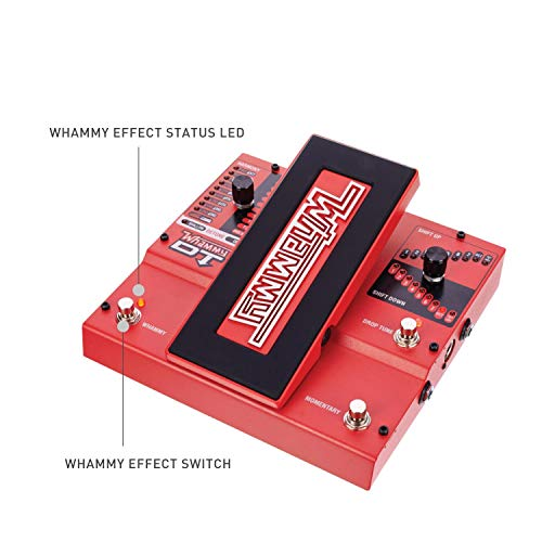 Digitech 010622 - Pedal octavador pitch