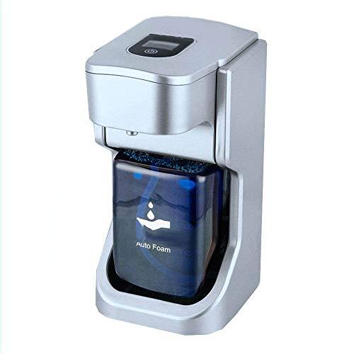 Ajajvoe Touchless Soap Dispenser Automatic Sensor Foam Hand Sanitizer Container 400ml Wall Mounted Desktop