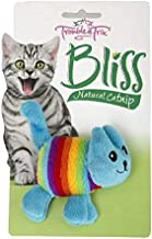 Trouble and Trix Bliss Soft Plush Cat Toy,