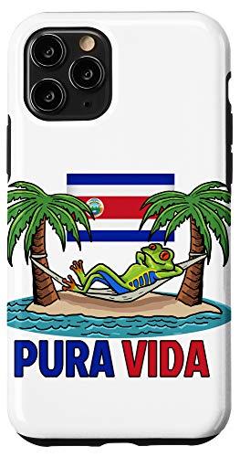 iPhone 11 Pro Pura Vida Costa Rica Case