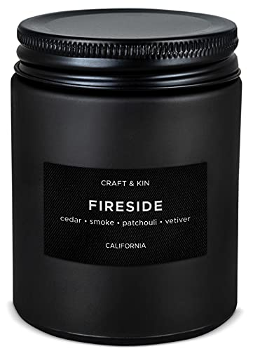 Fireside Scented Candles