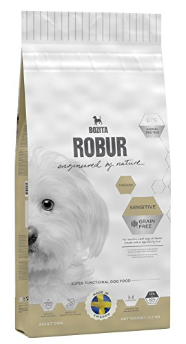 Bozita Hundefutter Sensitive Grain Free Chicken, 1er Pack (1 x 11.5 kg)