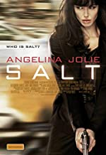 Salt Angelina Jolie Movie Poster Prints Wall Art Decor Unframed,32x22 16x12 Inches,Multiple Patterns Available