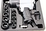 Llave Neumática, Reparación De Auto Profesional De Herramientas Neumáticas, Herramientas Llaves De Aire,Wrench Set