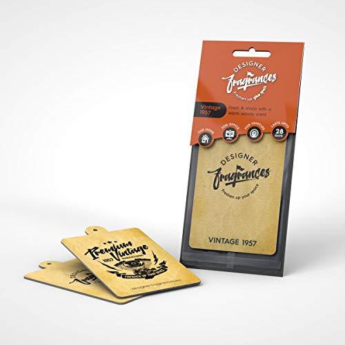 Designer Fragrances - Ambientador para Coche Vintage 1957