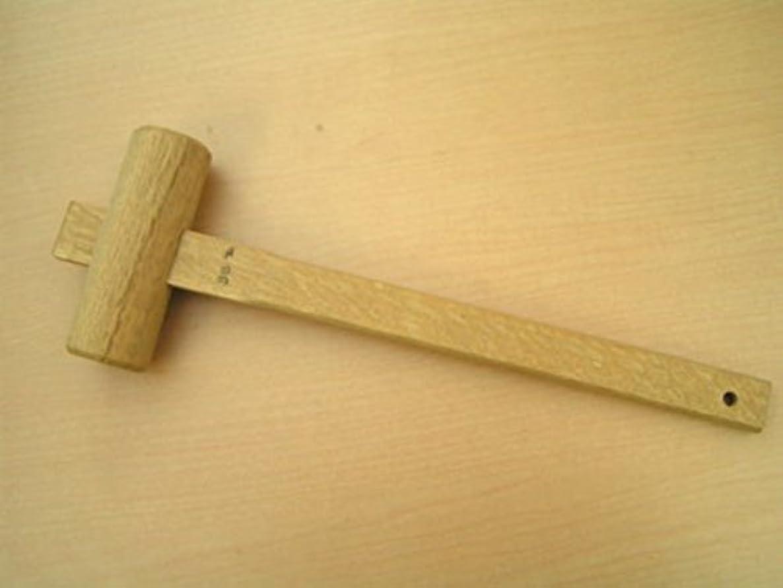 息子記者接続されたBE-TACKLE 【特製品】 居合刀手入れ具 木槌大 日本製
