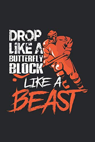 Drop Like A Butterfly Block Like A Beast Kalender 2021: Eishockey Terminplaner 2021 Mit Uhrzeit Eishockeykalender Lustig Eishockey Kalender 2021 ... Eishockey Jahresplaner Wochenplaner 2021 Buch