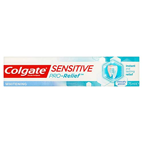 Colgate Toothpaste Sensitive Pro Relief White 75ml