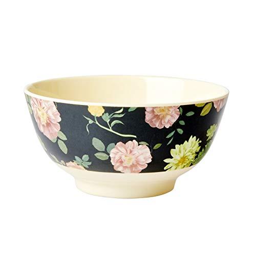 Rice Melamin Schüssel Blumen Print