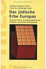 Das jüdische Erbe Europas Broché