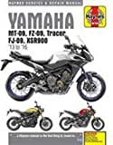 Yamaha MT-09, Tracer & XSR900 (13 - 16) (Haynes Service & Repair Manual)