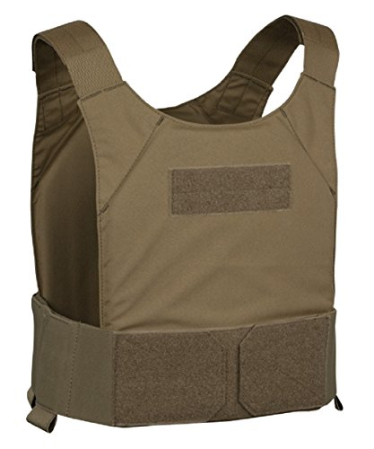 Warrior Covert Plate Carrier Coyote, Coyote
