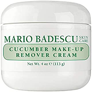 Mario Badescu Cucumber Make-Up Remover Cream - For Dry/Sensitive Skin Types 118ml/4oz