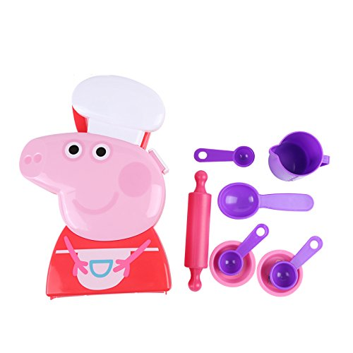 Peppa Pig Chef, color rojo (HTI VHTI_1680769) , color/modelo surtido