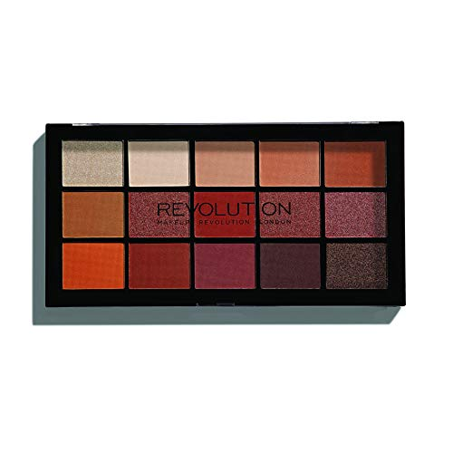 Paleta de Sombras de Ojos Reloaded - Iconic Fever - Make Up Revolution