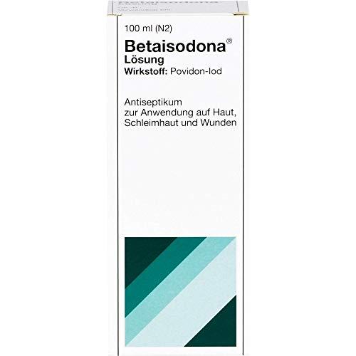 Betaisodona Lösung Antiseptikum, 100 ml Lösung