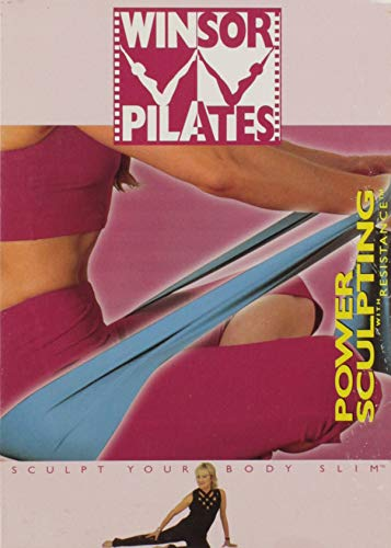 Winsor Pilates Power Sculpting with Resistance (DVD)