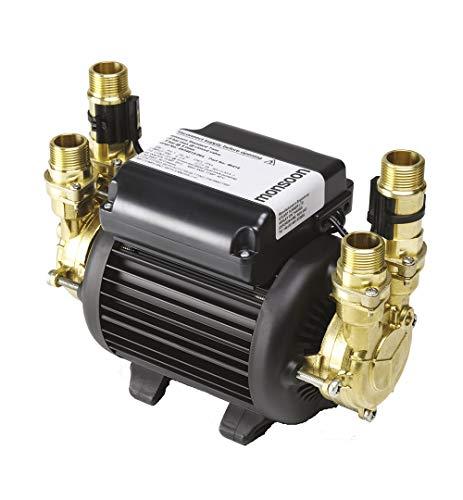 Stuart Turner Monsoon Shower Pump S4.5 Bar Twin Impeller Positive Head 46418