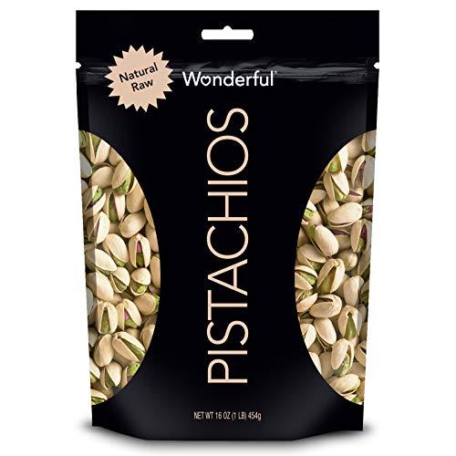Wonderful Pistachio, Pistachios Raw, 16 Ounce
