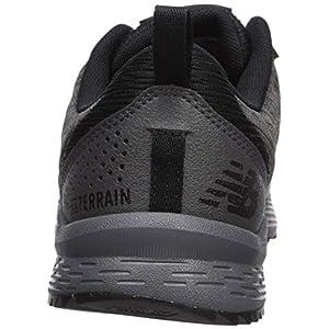 New Balance Men's Nitrel V3 Running Shoe, Black/Magnet, 11 M US