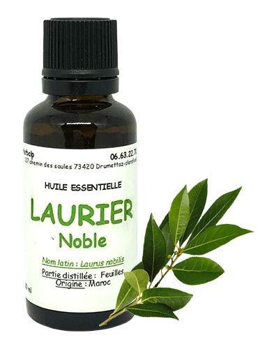 """Huile essentielle de Laurier noble (30 ml) .""""Laurus nobilis"""""""