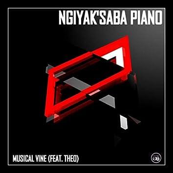 Ngiyak'Saba Piano