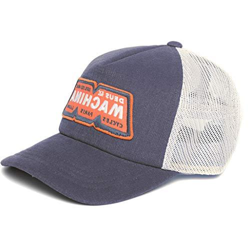Deus Machina Trucker - Gorra para Hombre Dusty Blue Talla única