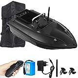 ZHDLJ Barco de Cebo de Pesca, Barco Cebador Carpfishing Inteligente con GPS Control Remoto y...