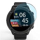 Vaxson 3 Stück Anti Blaulicht Schutzfolie, kompatibel mit BLACKVIEW BV X5 Smart Watch SmartWatch, Displayschutzfolie Anti Blue Light [nicht Panzerglas]