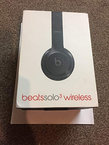 Beats Solo3 - Auriculares in-ear inalámbricos negro mate
