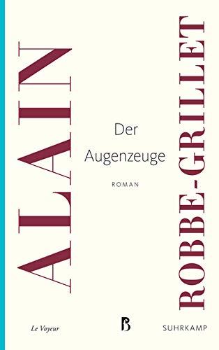 Der Augenzeuge: Roman (Französische Bibliothek)