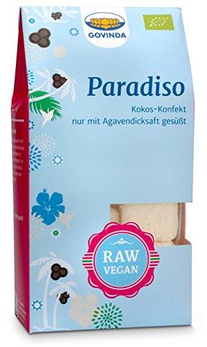 Govinda Paradiso-Konfekt, 1er Pack (1 x 100 g Karton) - Bio