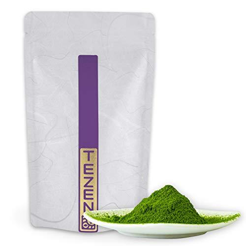 Bio Matcha Premium Grüner Tee aus Kagoshima, Japan | Hochwertiger Japanischer Matcha Tee aus Frühjahrs Ernte | Premium Qualität (50g)