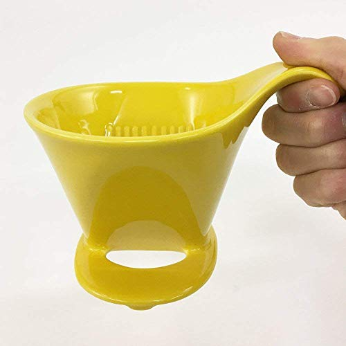 Bee House Ceramic Coffee Dripper - Drip Cone Brewer