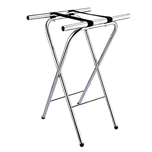 BCGT Luggage Racks Foldable Suitcase Luggage Rack, Silver (Color : Style 5)