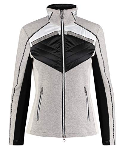 Sportalm Damen Fleecejacke wollweiss (101) 36